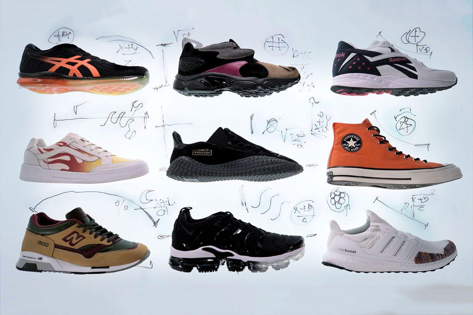 perfect gift custom hybrid sneaker Sivasdescalzo custom sneaker