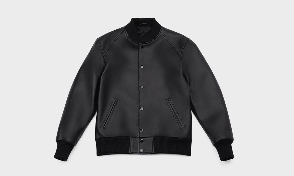 Italic's Affordable Marco Leather Jacket Is Fall's Ultimate Layering Piece