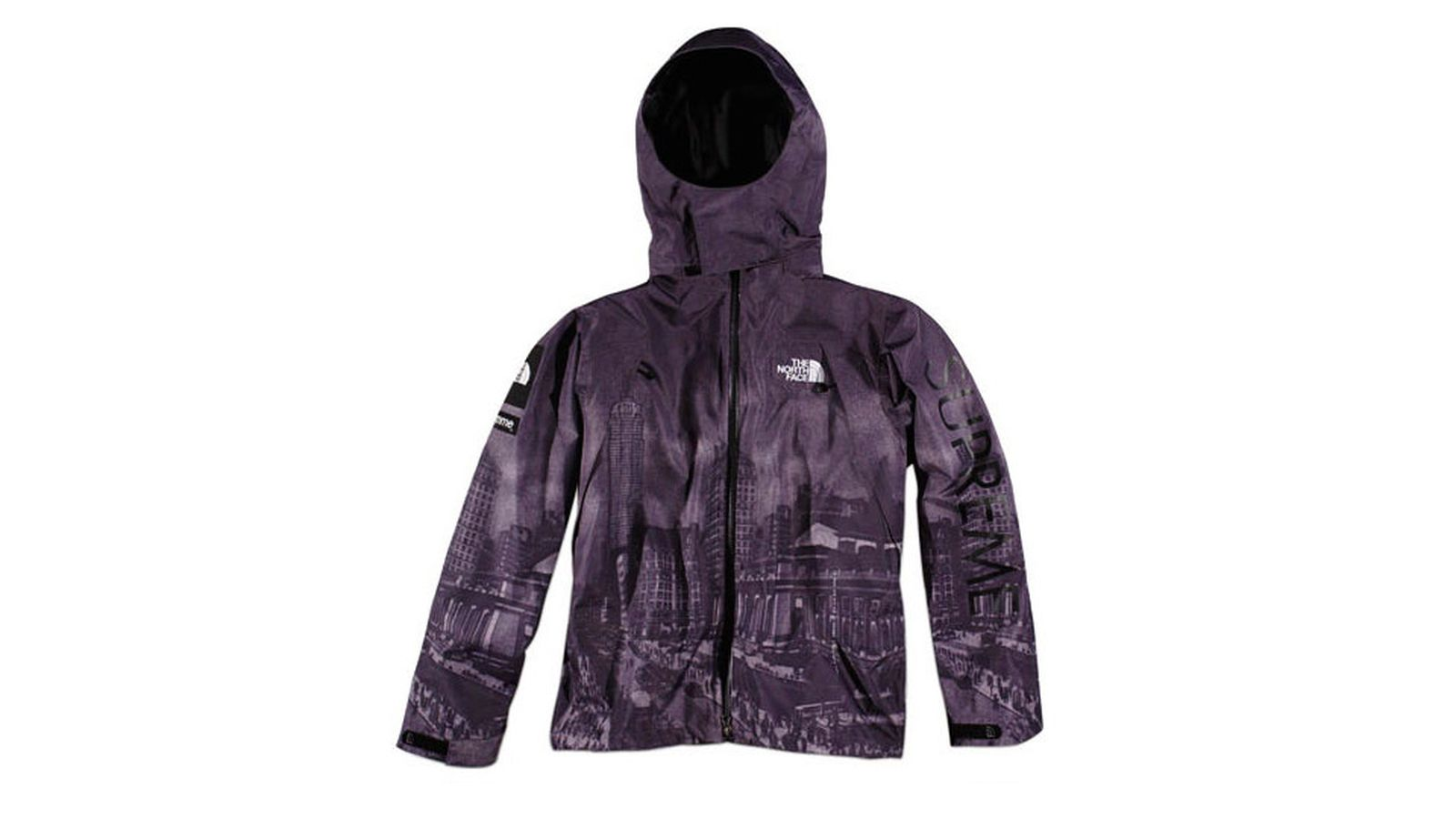 supreme x the north face history ss08