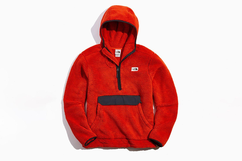 Campshire Sherpa Hoodie Sweatshirt