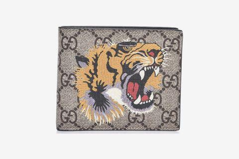 Bifold Wallet Supreme Tiger