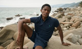 Ralph Lauren's Latest Polo Shirt Is Made Entirely From Recycled Plastic Bottles