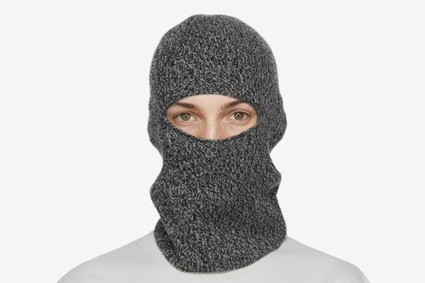 Wool and Cashmere Balaclava