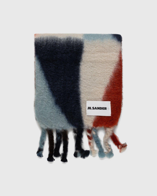 Jil Sander – Woven Scarf Multi - Image 2