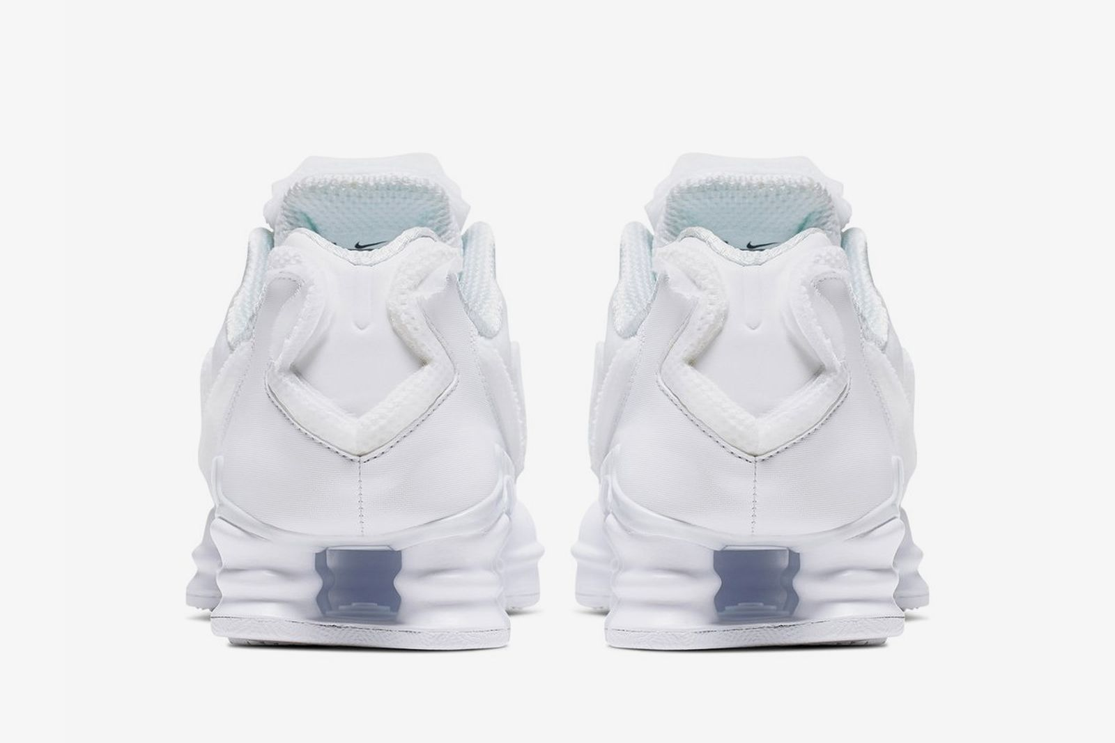 comme des garcons nike shox release date price