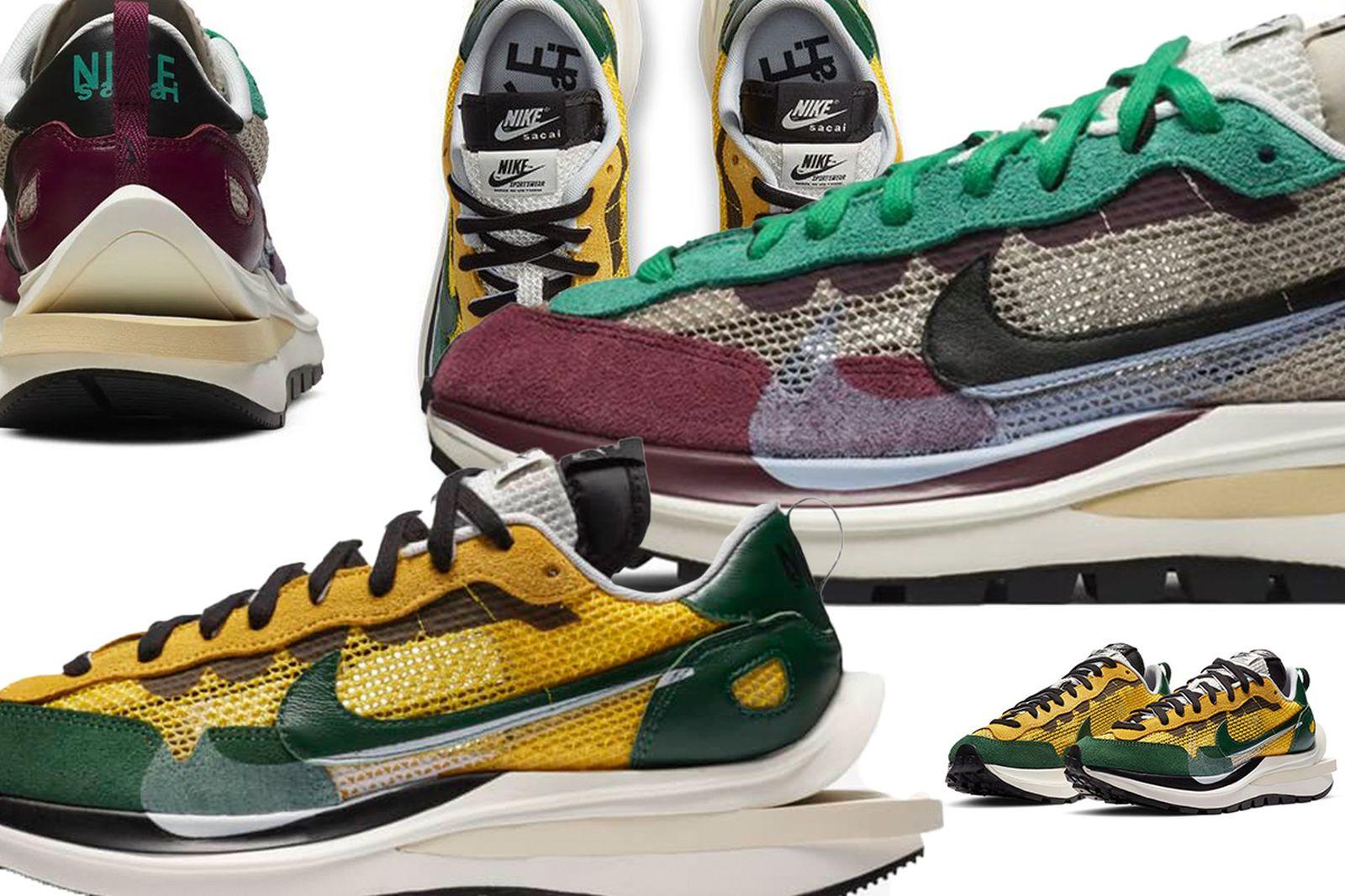 sacai x Nike VaporWaffle Drop 2: How & Where to Buy Today