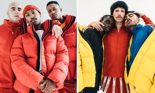 Daily Paper Celebrate Unity With Colorful FW18 Editorial