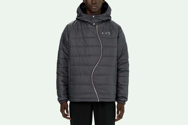 Twist Puffer Jacket