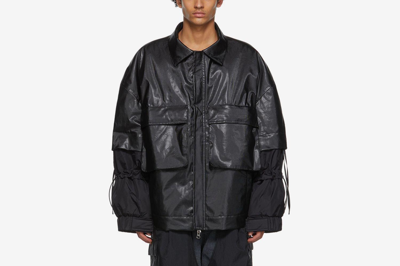 Padded Utility Jacket