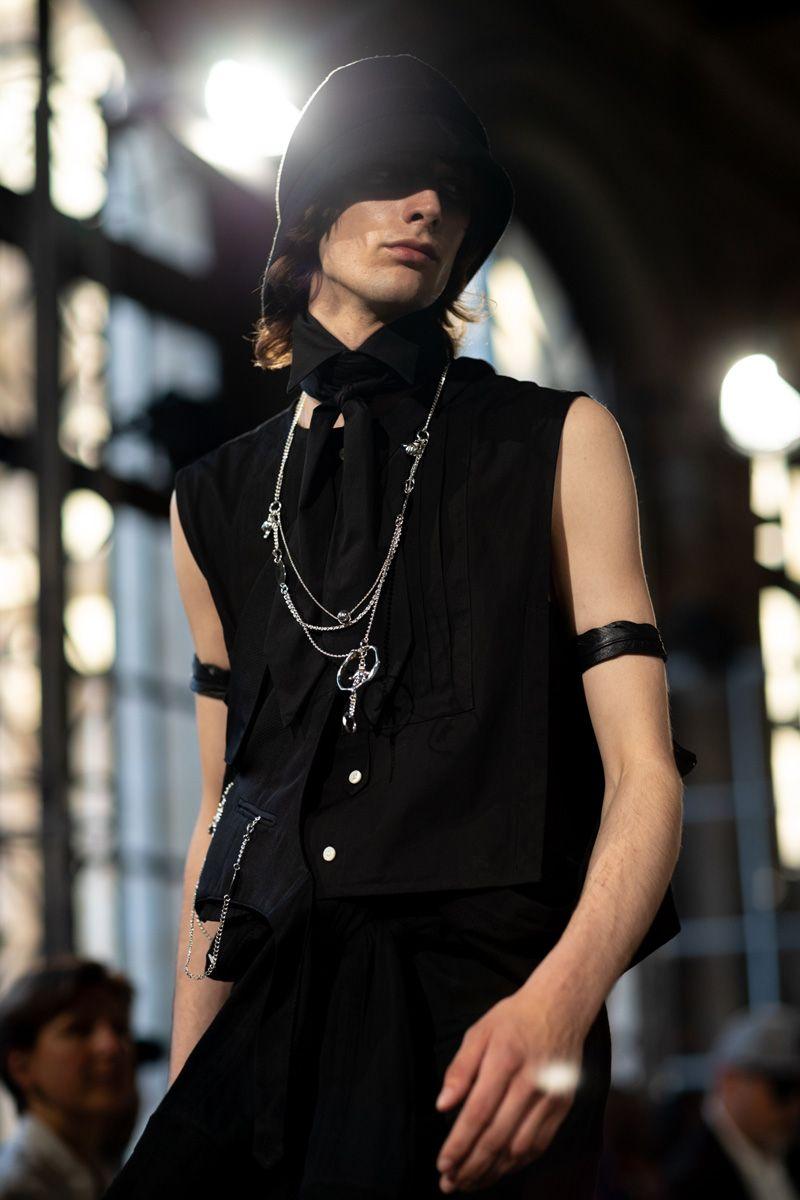 TAKAHIROMIYASHITATheSoloist. SS20 Reimagines Uniforms & Reveals More Converse Collabs