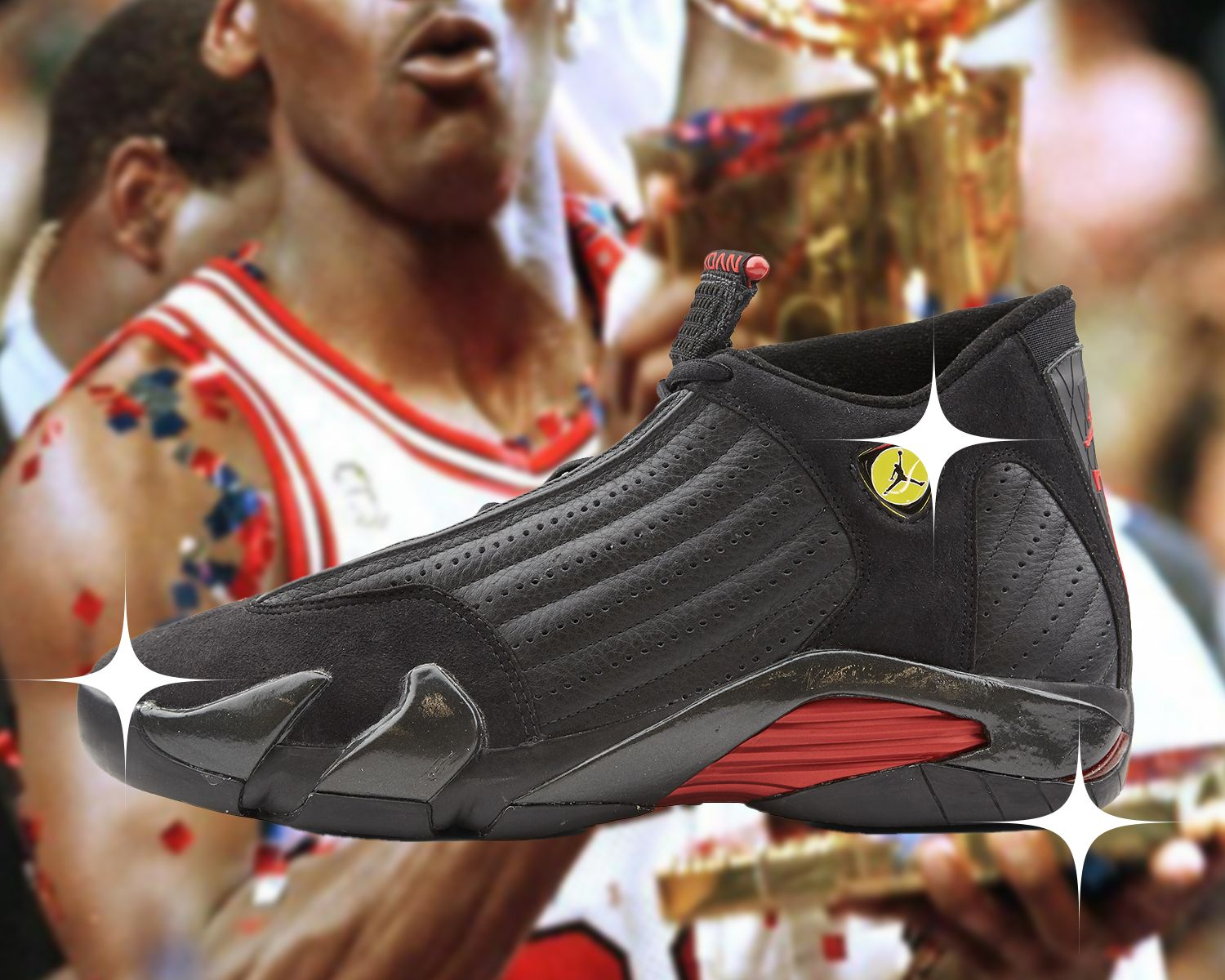 The 6 Sneakers Michael Jordan Wore When He Became a Champion 21
