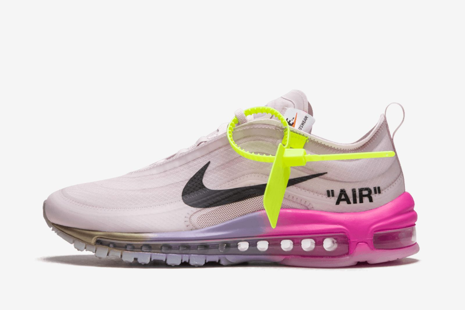 AJ4585 600 1 GOAT Nike The Ten OFF-WHITE c/o Virgil Abloh