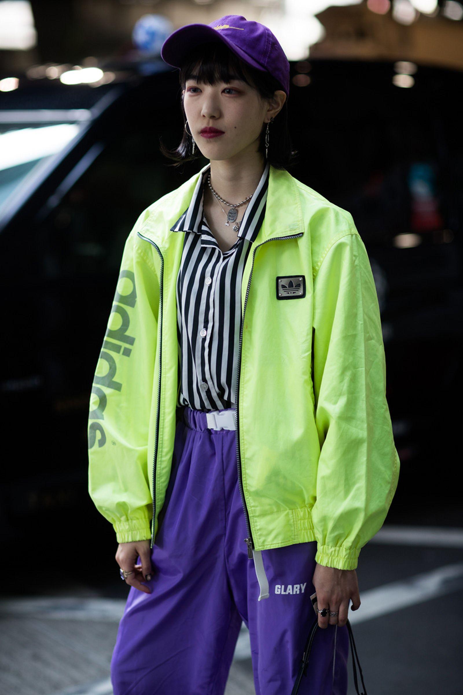 13tokyo fashion week street style