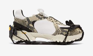 1017 ALYX 9SM Gives Its Detachable-Grip Hiking Trainers the Python Treatment