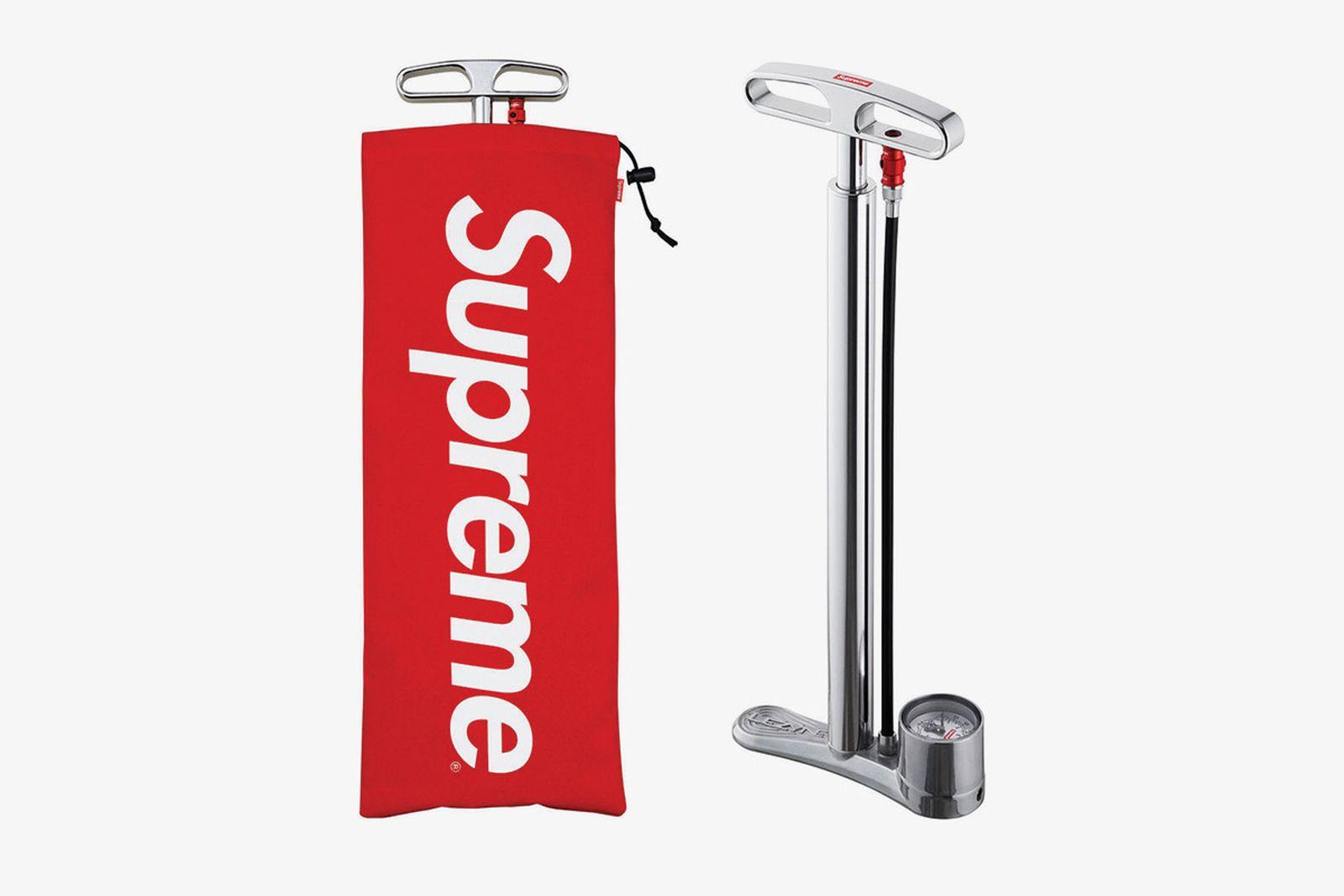 supreme accessories bike pump