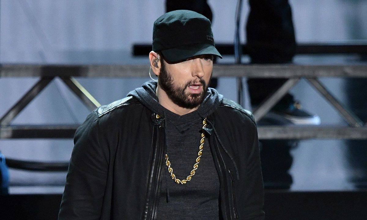This Is How the Oscars Kept Eminem's Performance a Secret
