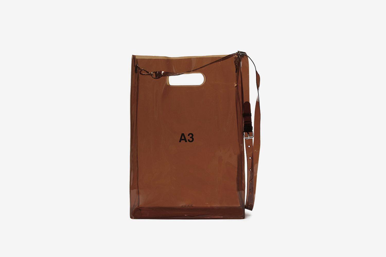 A3 Transparent Bag