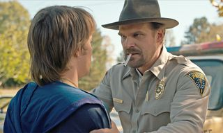 David Harbour Breaks Down the Most Outrageous 'Stranger Things' Fan Theories