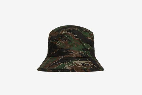 Jungle Bucket Hat Camoflague