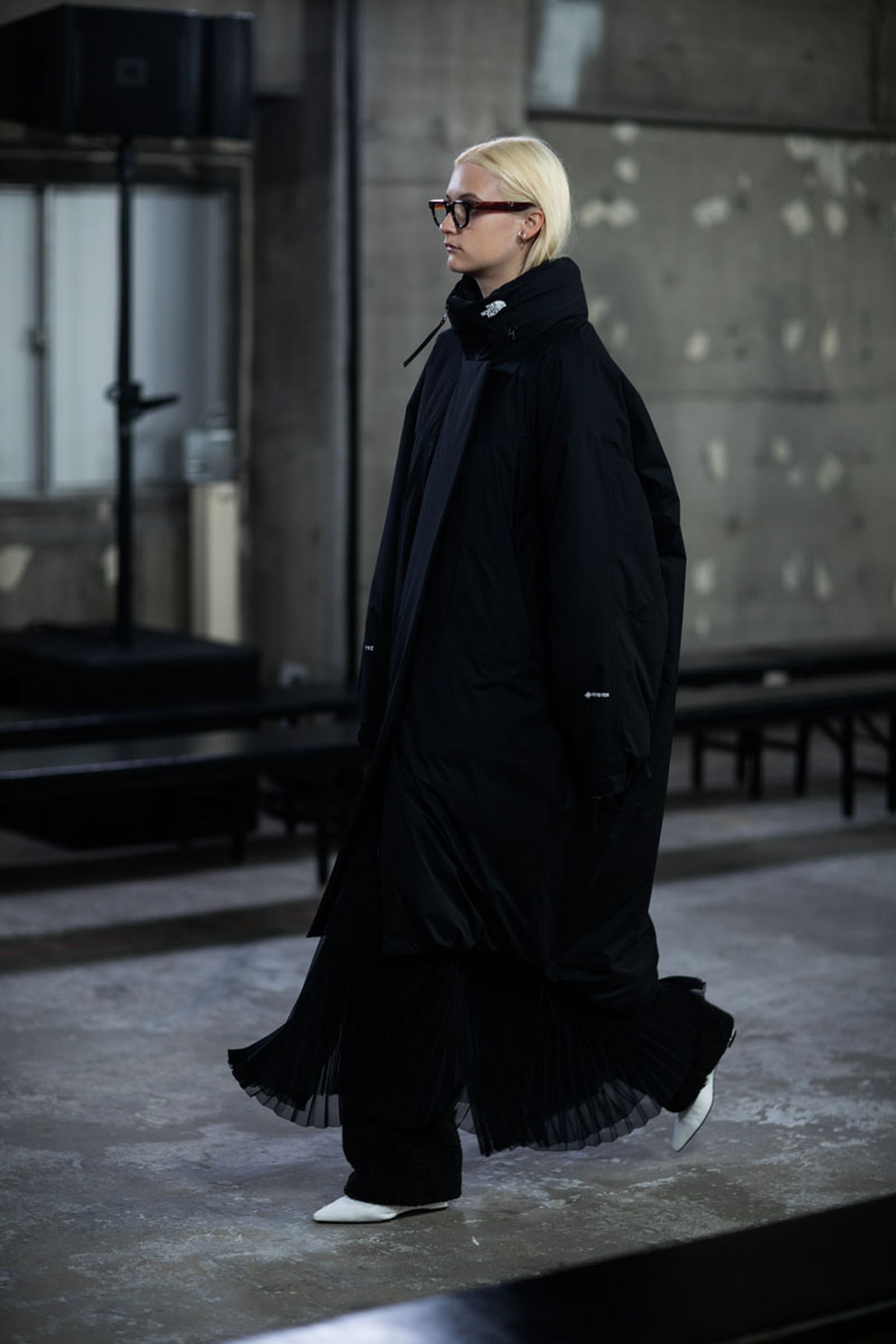 28HYKE The North Face FW19 Tokyo Fashion Week