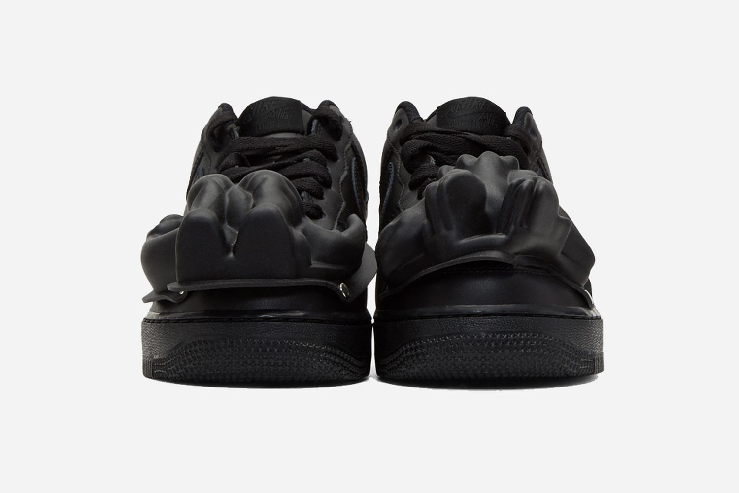 COMME des GARCON Nike Air Force 1 Edition