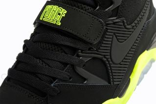 buy popular 47239 a0122 nike air force 180 black volt sneakers