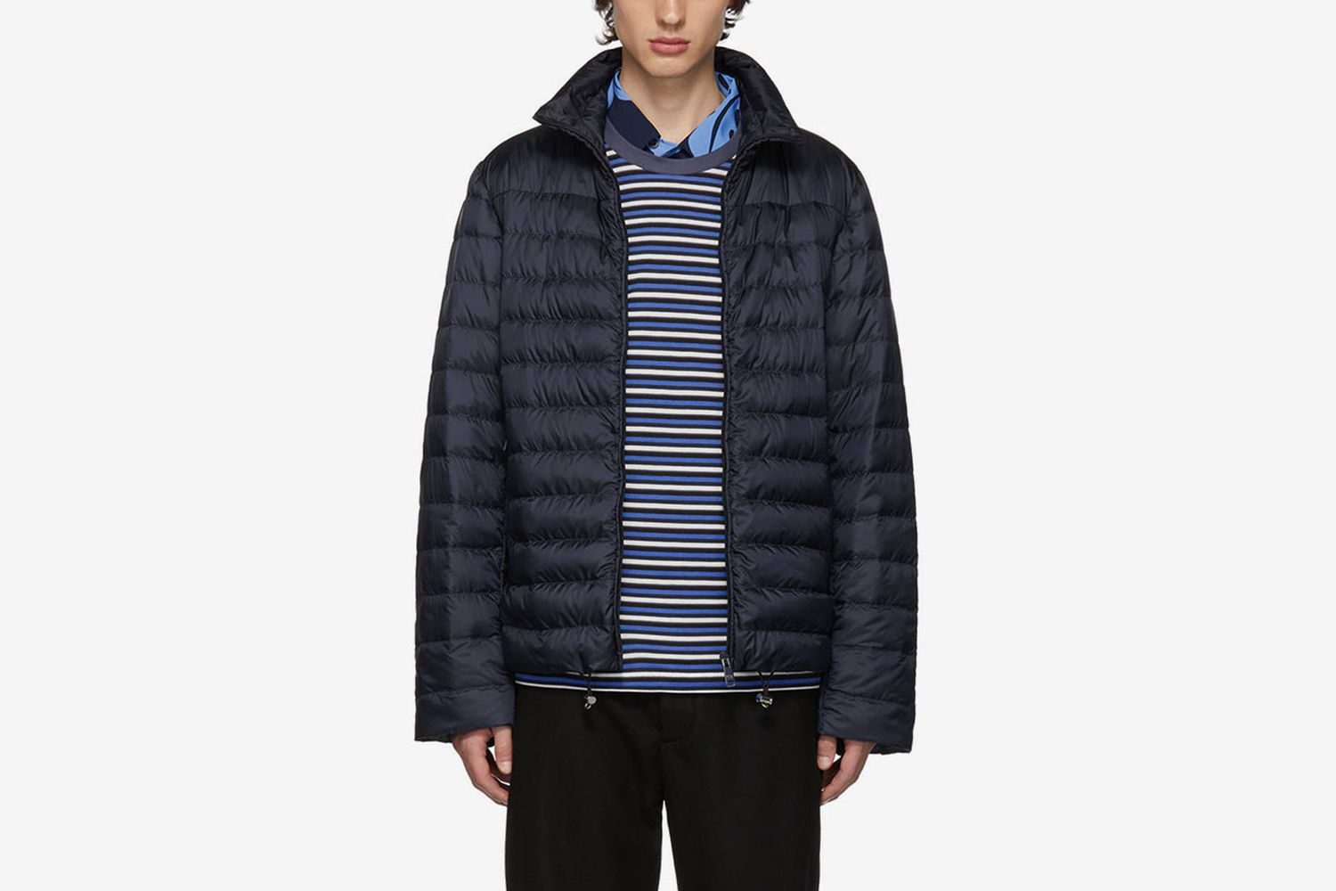 Down 100 Grams Herrington Jacket