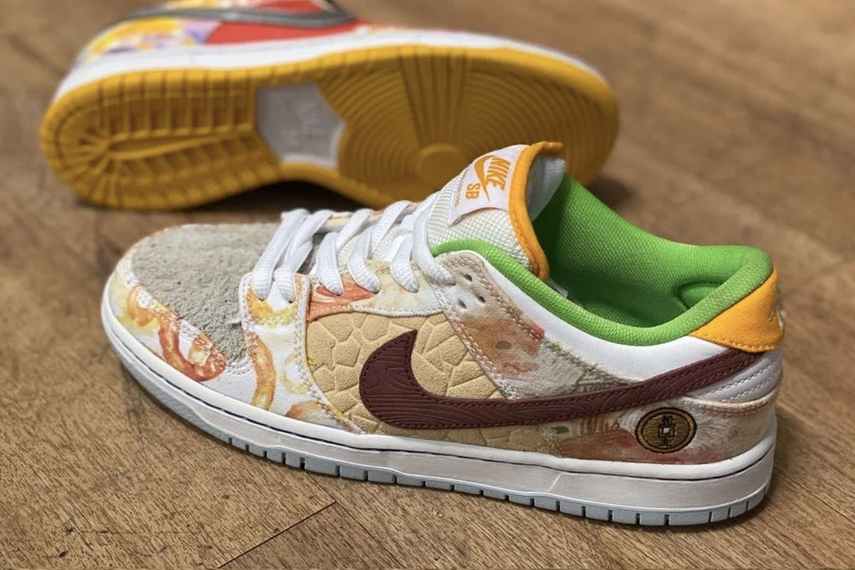 "Nike SB's Dunk Low ""CNY"" Is All Over the Place & We're Here for It 15"