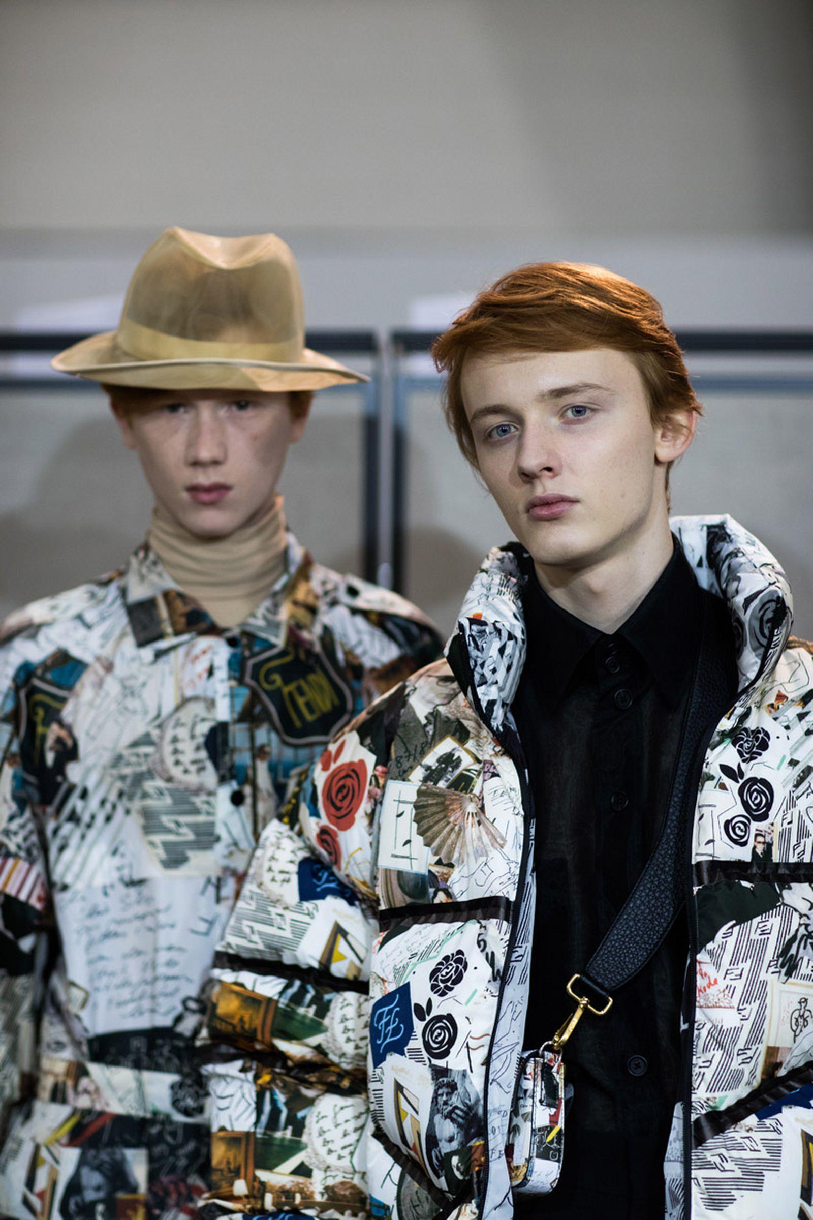 MFW19 Milan Fendi EvaAlDesnudo 10 milan fashion week runway
