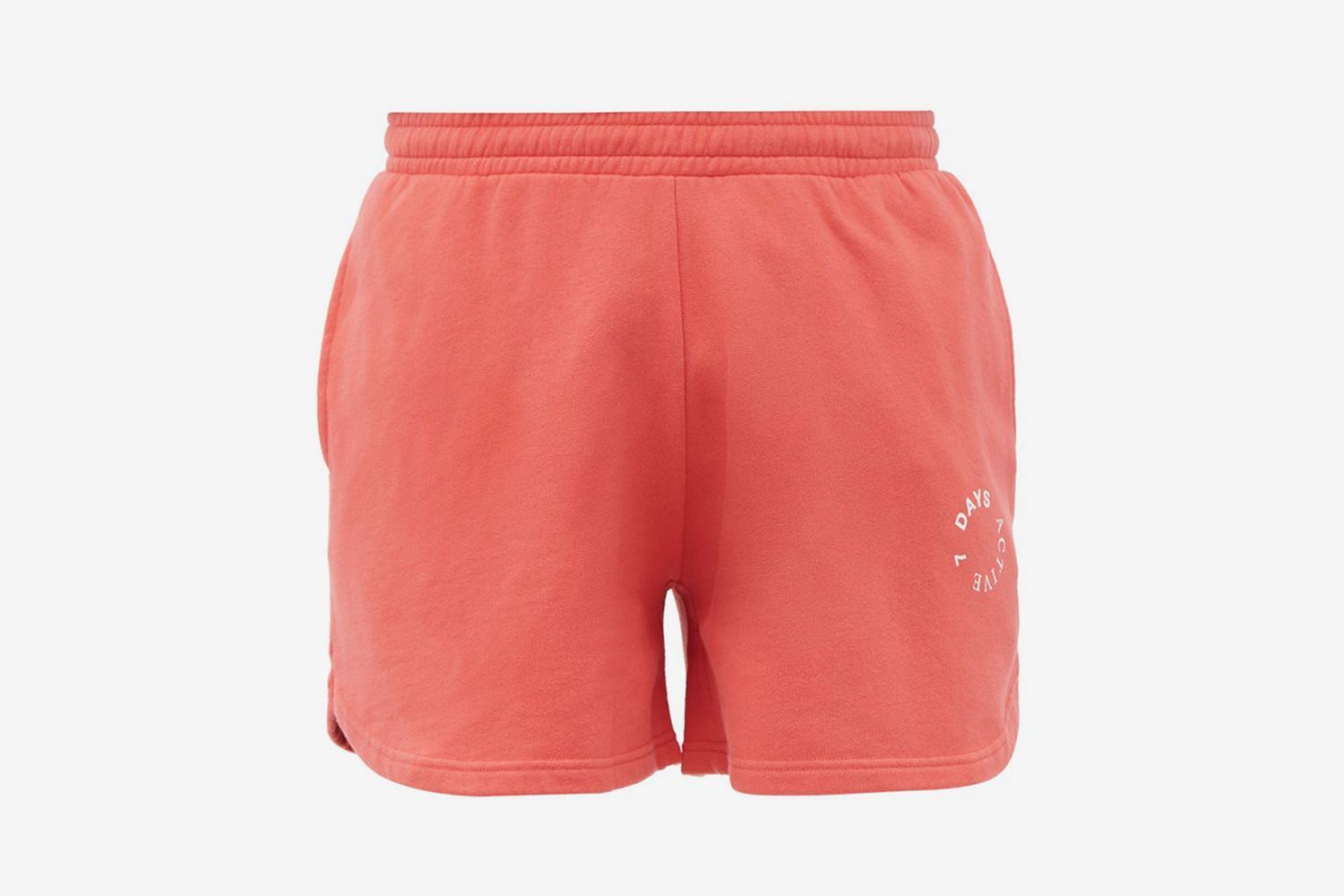 Logo-Print Cotton-Blend Jersey Shorts