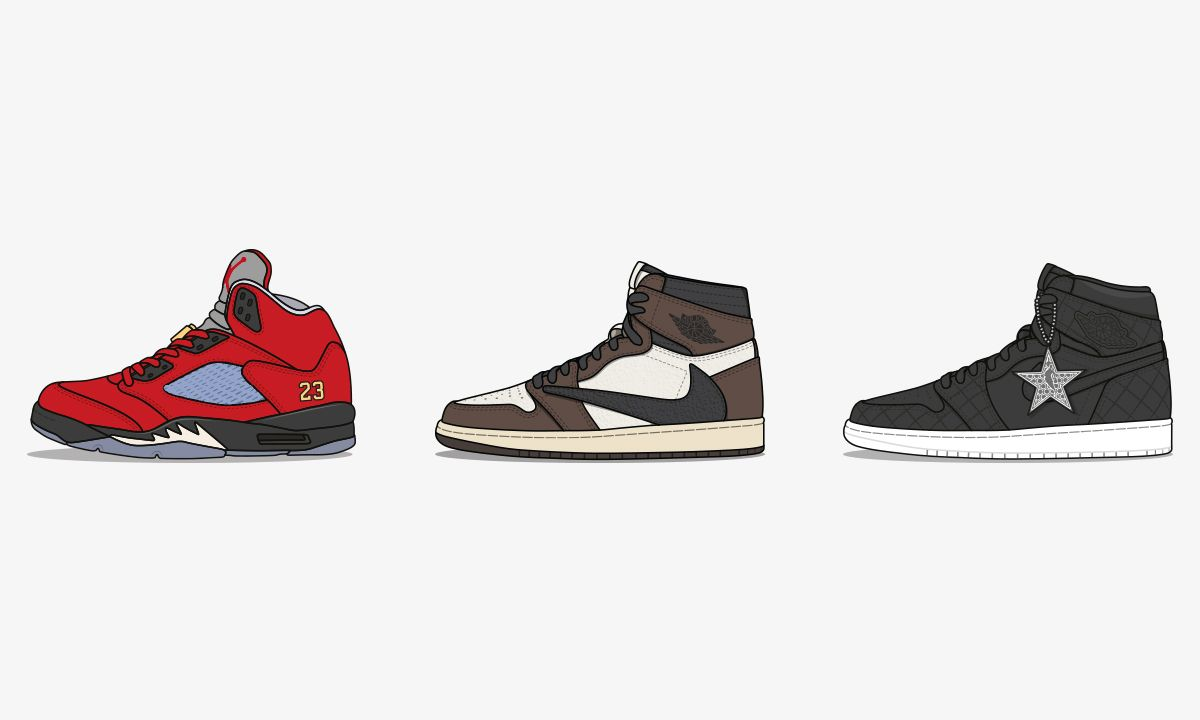 best cheap 214e5 95751 Here's the 10 Most Expensive Sneakers of Q2 2019