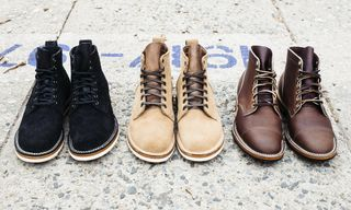 3sixteen and Viberg Collaborate on a New Boot Capsule