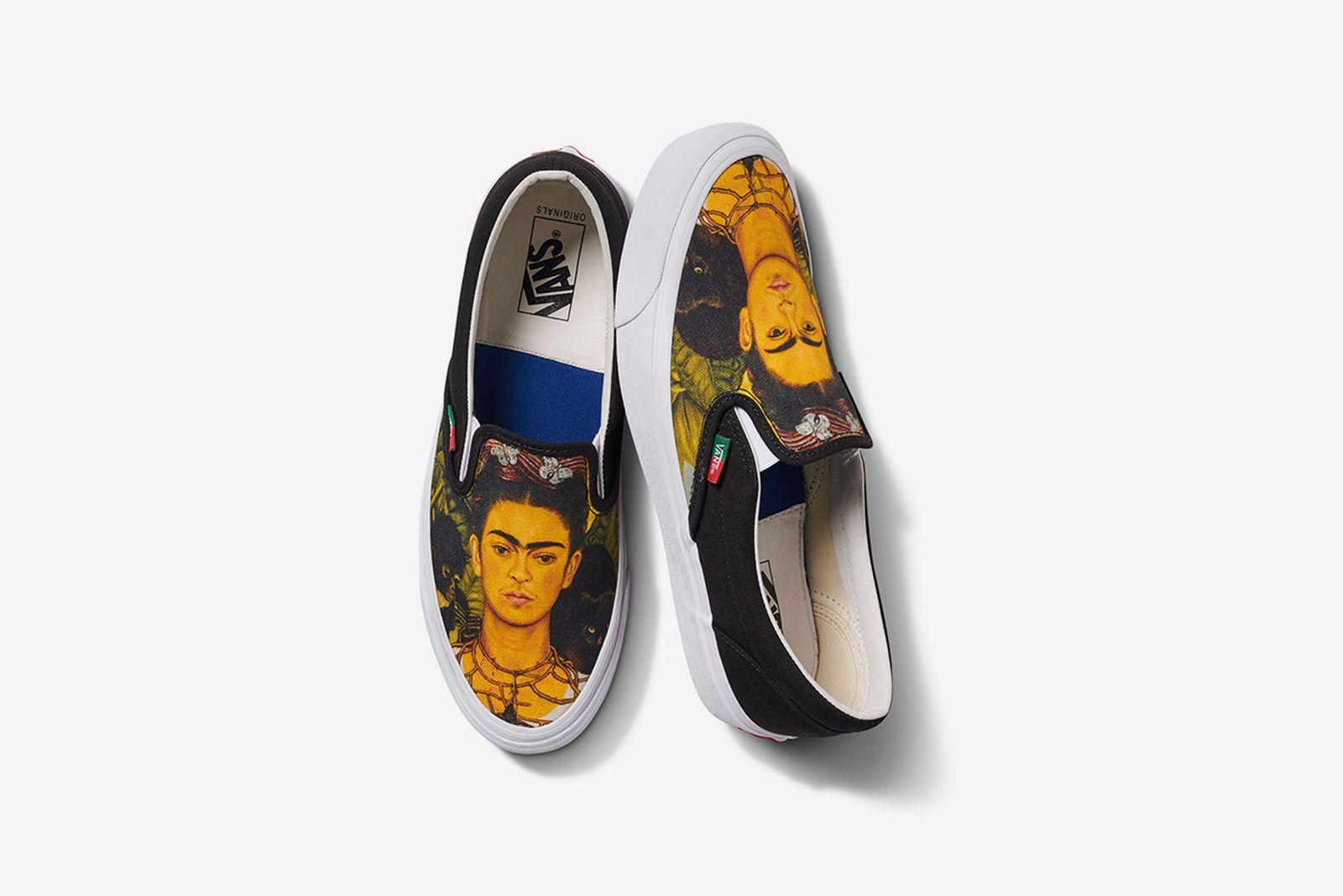 vans frida kahlo collection release date price vault by vans
