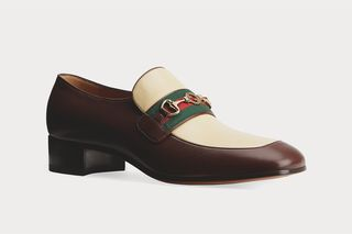 8f5d8b64d Gucci's Pre-Fall 2019 Footwear Will Step Up Your Loafer Game