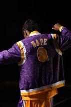 4ad971f2f8f Take a Closer Look as Snoop Dogg Models BAPE's NBA Collab