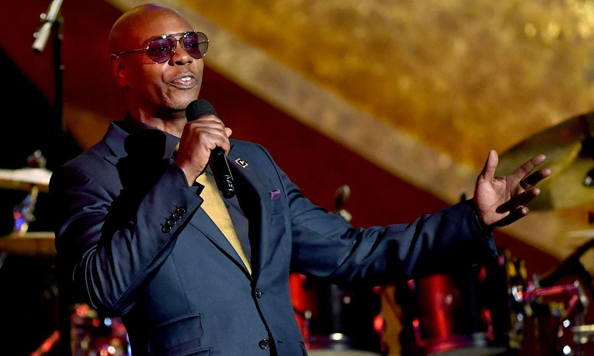 Dave Chappelle Is Hosting a Benefit Concert to Honor Dayton Shooting Victims