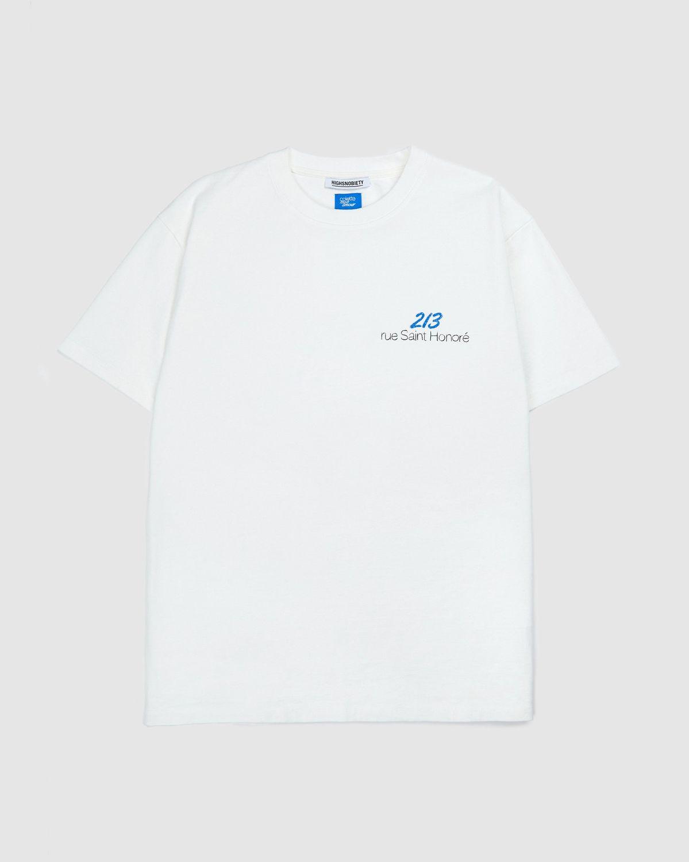 Colette Mon Amour - City Map T-Shirt White - Image 2