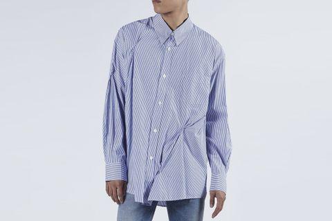 Borrowed Shirt