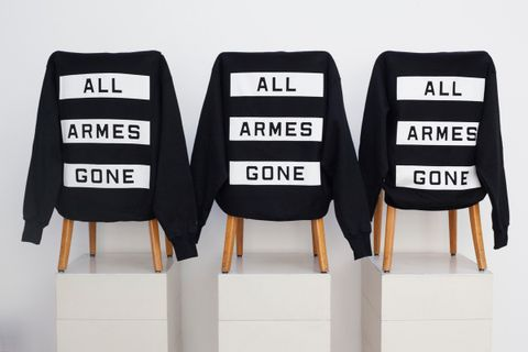 All Armes Gone