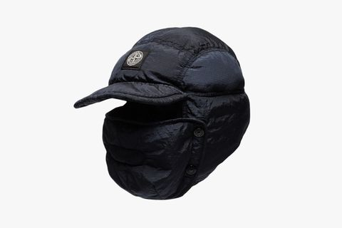 Padded Logo Patch Hat