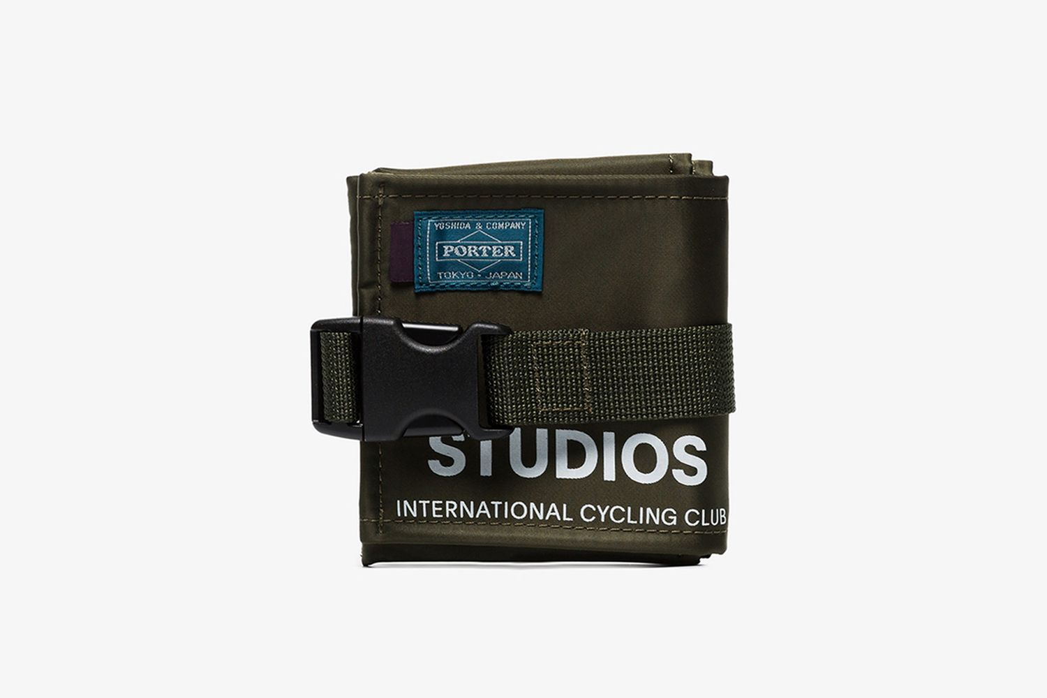 Logo Saddle Bag
