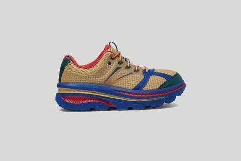 Bondi B Rubber-Trimmed Mesh Sneaker