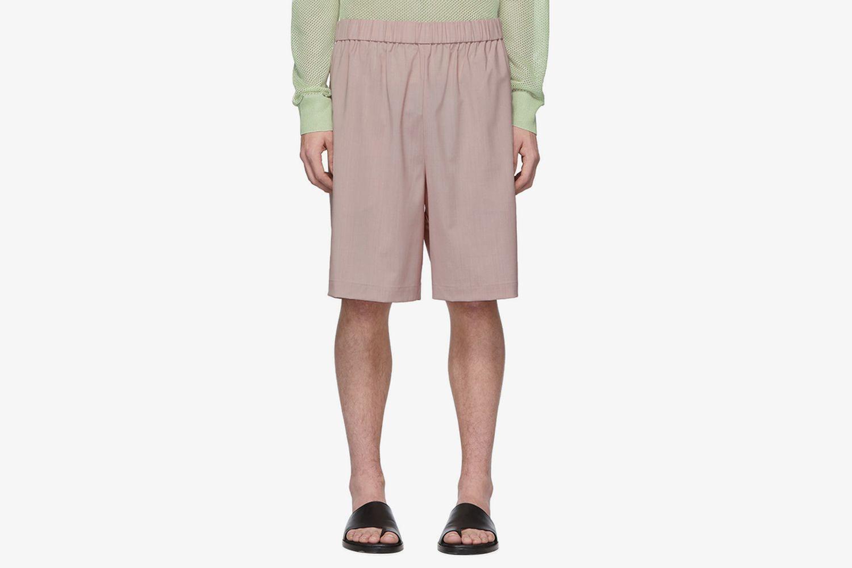 SSENSE Exclusive Wool Shorts
