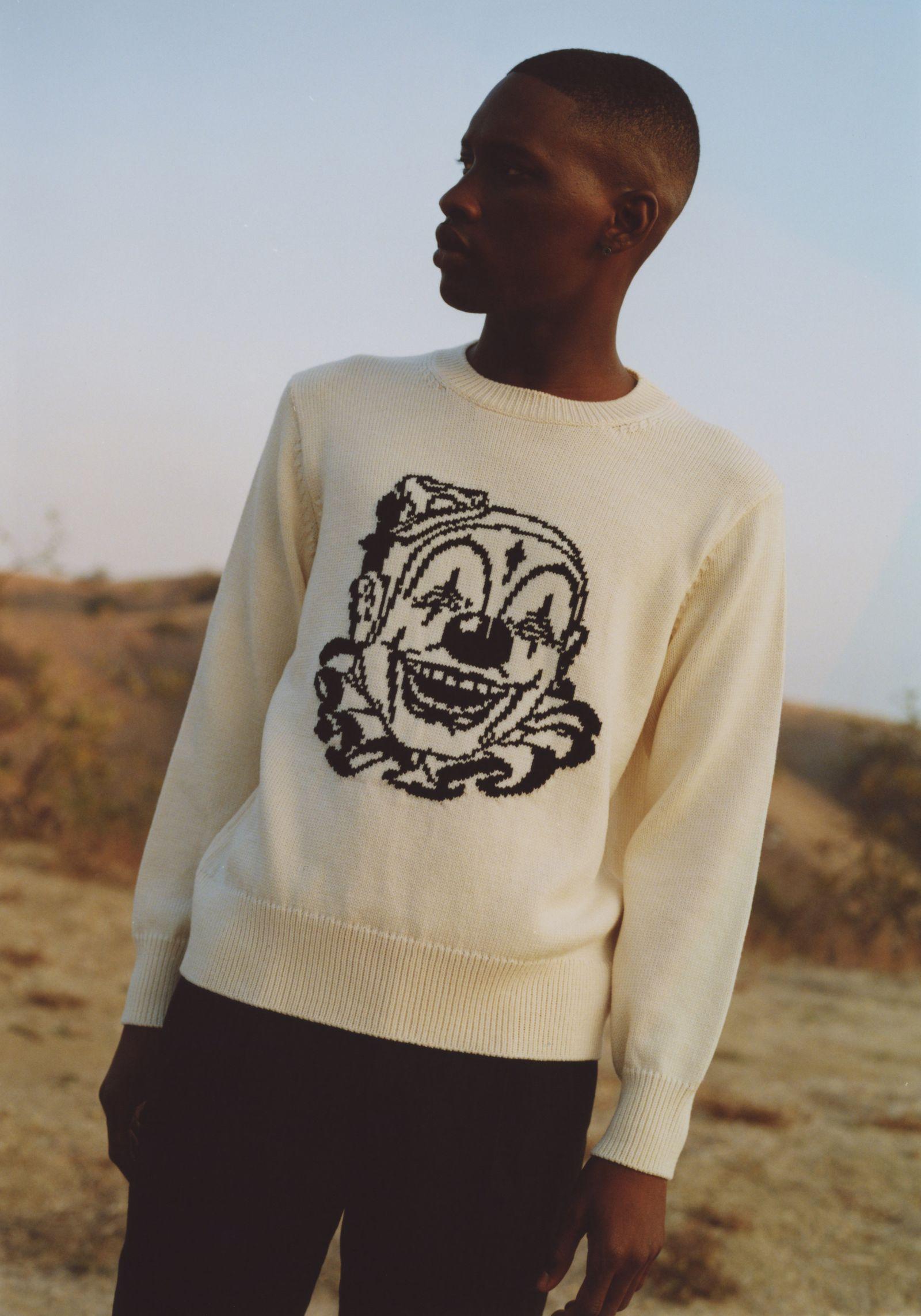 ok ballet knitwear Alex Bortz new brands under the radar