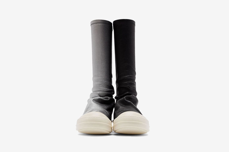 Dégradé Stretch Sock Sneakers
