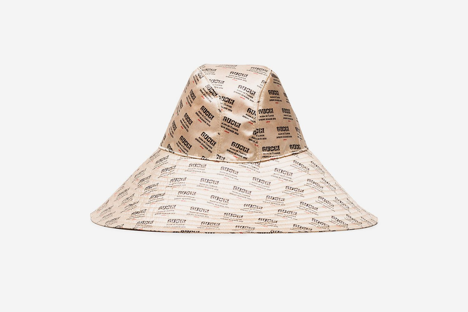 Silk Bucket Hat