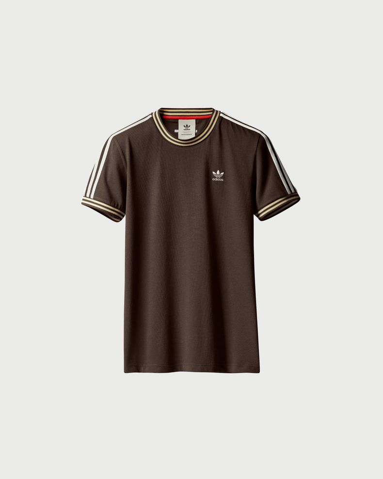 Adidas x Wales Bonner - Tee Brown