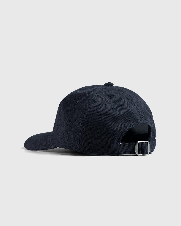 Highsnobiety – Baseball Cap Black - Image 3