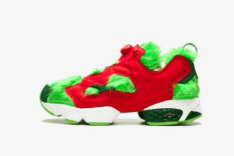 Instapump Fury CV 'Grinch' Shoes