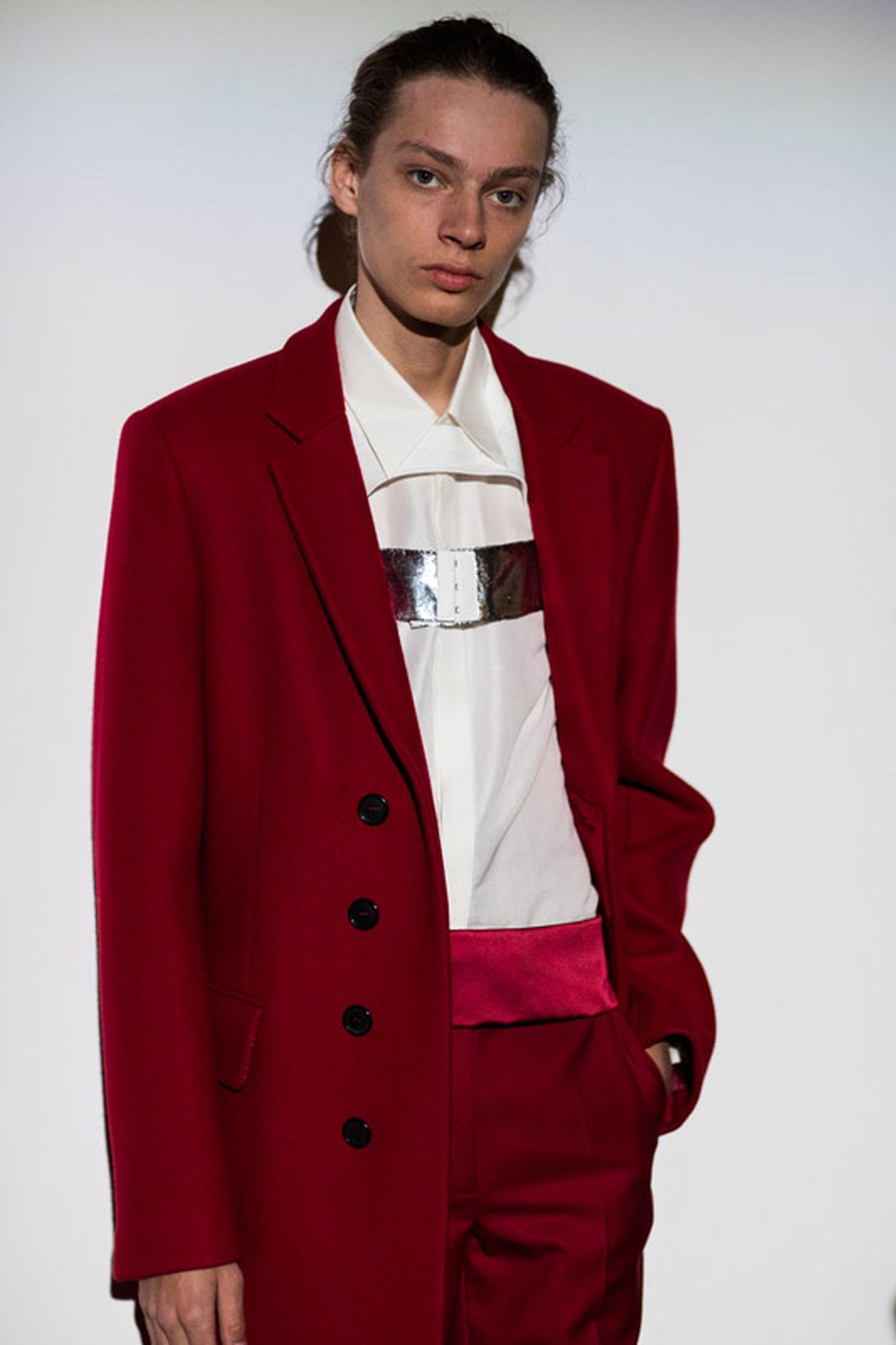 11helmut lang fw19 new york fashion week nyfw